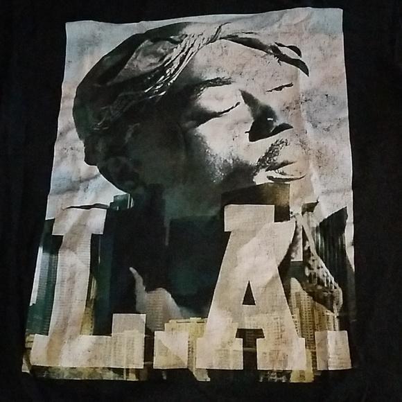 e5997176 Bravado Shirts | Mens Small Tupac Shakur Photo La Tshirt | Poshmark